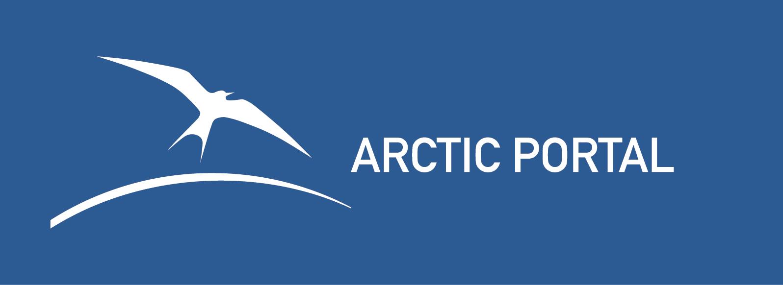 Logo Arctic Portal The Arctic Gateway