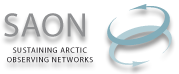 Sustainable Arctic Observing Networks