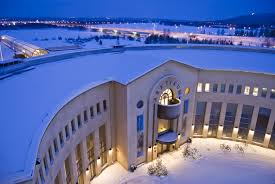 (Photo: Arctic Center) University of Lapland main facilities