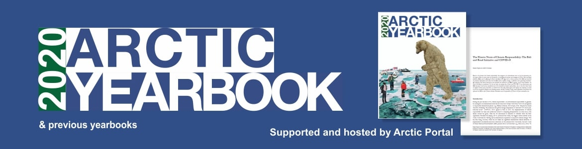 Arctic Yearbook is supported and hosted by Arctic Portal