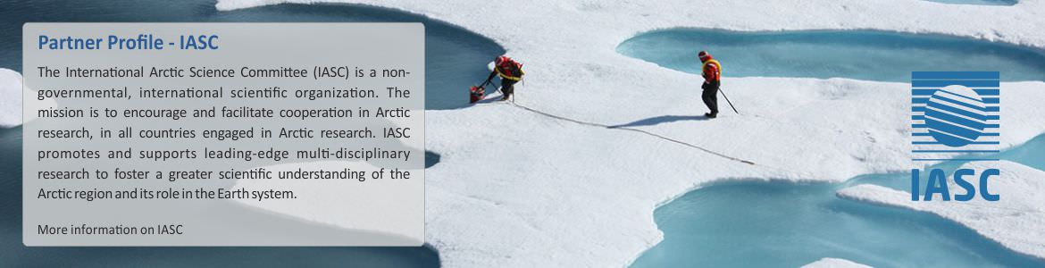 International Arctic Science Committee