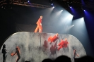 Cirque du Soleil performs at the conference closing banquet