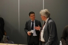 Stefan Weber and Rasmus Bertelsen at the AP side event