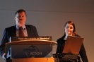 Halldór, Project Manager at Arctic Portal and Leena presents on Arctic Data Square.