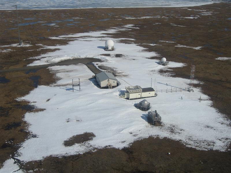 Taking the Measure of Tumultuous Changes at the Top of the US Arctic