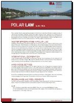 Polar Law at the University of Akureyri