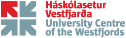 University center of the westfjords logo