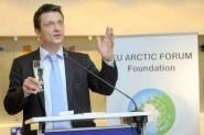 (Photo: EU Arctic Forum) Steffen Weber, Secretary General of EU Arctic Forum