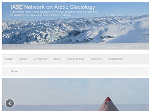 Network on Arctic Glaciology