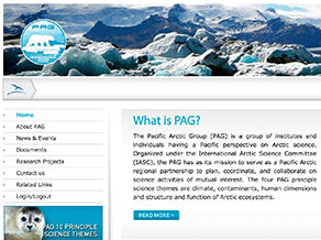 PAG pacific arctic group