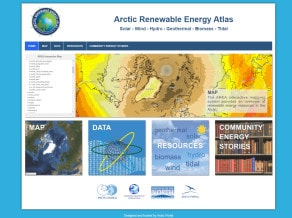 Arctic Renewable Energy Atlas