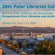 28th Polar Libraries Collo...
