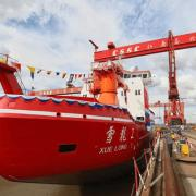 China launches its first d...